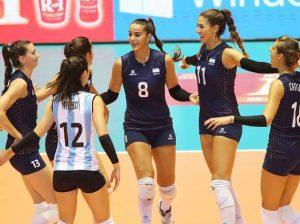 Las Panteras. Jugarán dos partidos como parte de su preparación para los Juegos Olímpicos.