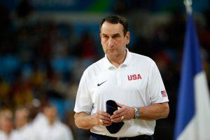 Coach K foto