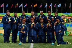 Fiji llegó como favorito a Río. Ratificó su supremacía en el Seven para quedarse con la medalla de oro.
