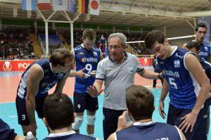 Maestro. Velasco fue clave para el crecimiento de Argentina en el voleibol en los últimos tiempos.