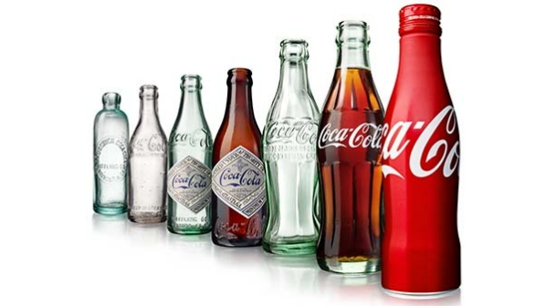 Botellas de Coca- Cola