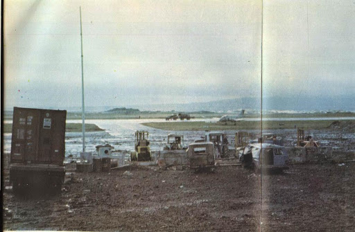 La BAM Malvinas fue atacada con el objetivo de dejarla inoperativa