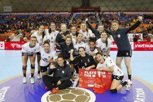 Selección argentina femenina de handball