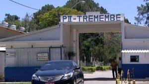 Cárcel Tremembé, Brasil.